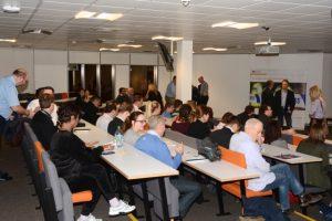 Seminar at Derby University